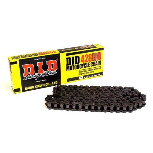 D.I.D 428HD Chain+Connecting link (RJ)