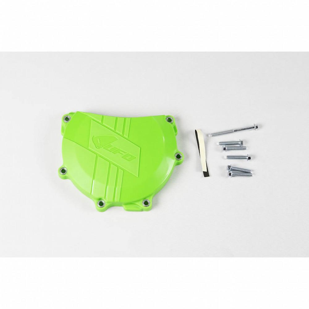 UFO Clutch cover KX450F 06-15 Green