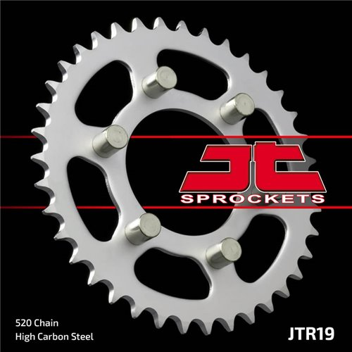Rear Sprocket 19.36