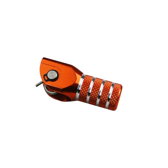 Scar Replacement Tip of Gear Shift Lever - Orange