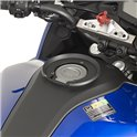 Givi Specific metal flange for fitting the TankLock tank bags