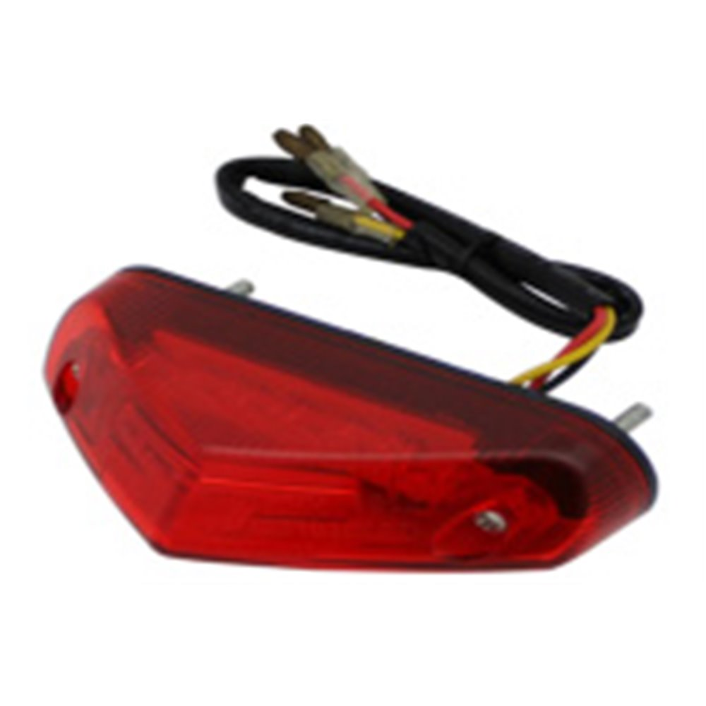 Psychic taillight led red e-appr.