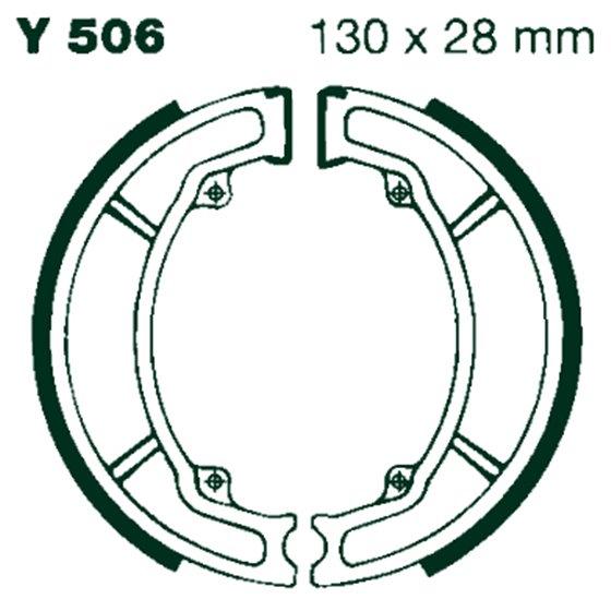 AIR Bromsbackar Y 506 130x28mm parvis