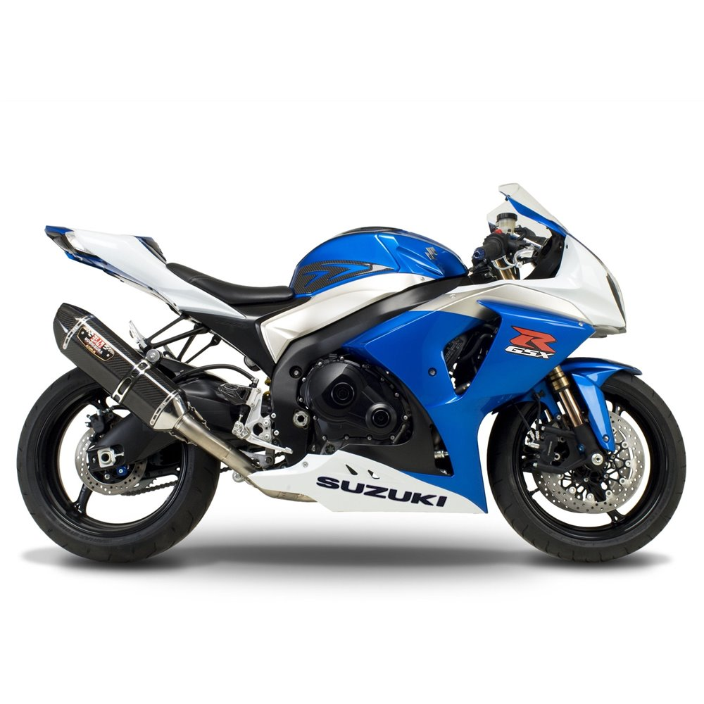 Yoshimura Suzuki Gsx-R1000 2009-11 Race R-77 Fs Ss-Cf-Cf Single
