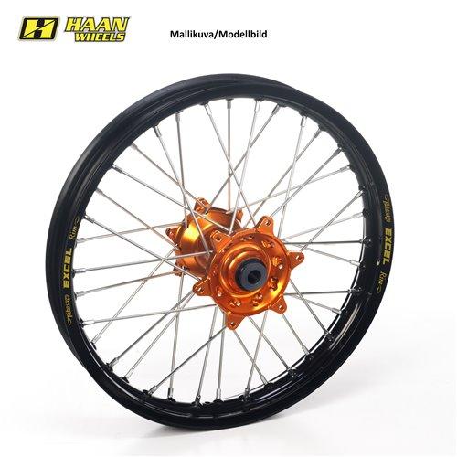 * Haan wheel KTM 690 08-14 18-2,50 CUSH DRIVE ORANGE/BLACK