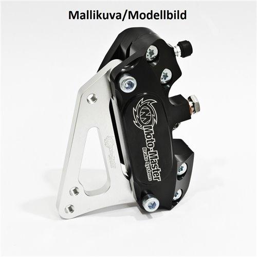 * Moto-Master SMR 4-piston caliper KTM/Husaberg (black)