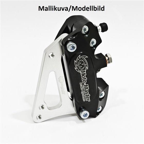 * Moto-Master SMR 4-piston caliper Honda (black)