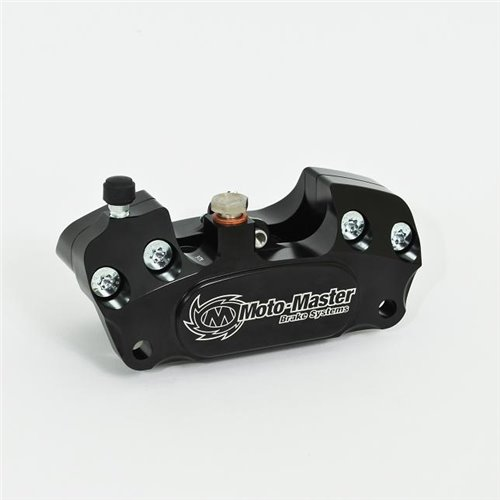 Moto-Master Supermotard racing 4-piston caliper (single caliper-including brak