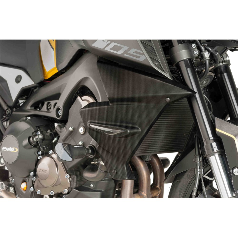 Puig Radiator Side Panels Mt09 17-18'/Mt09 Sp 18' C/Car