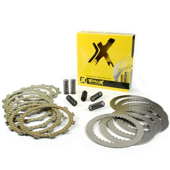 ProX Complete Clutch Plate Set RM-Z450 '05-07