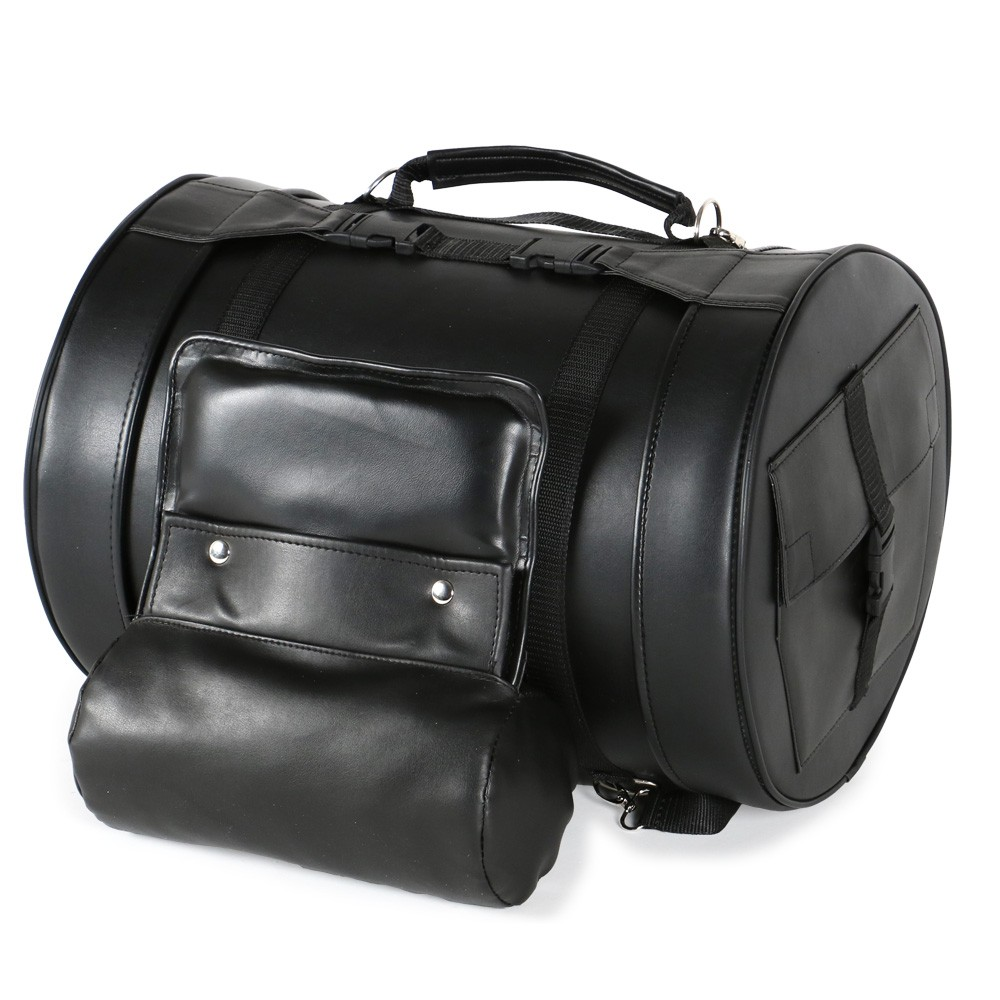 *Sweep Trunk Roll bag l-size, black