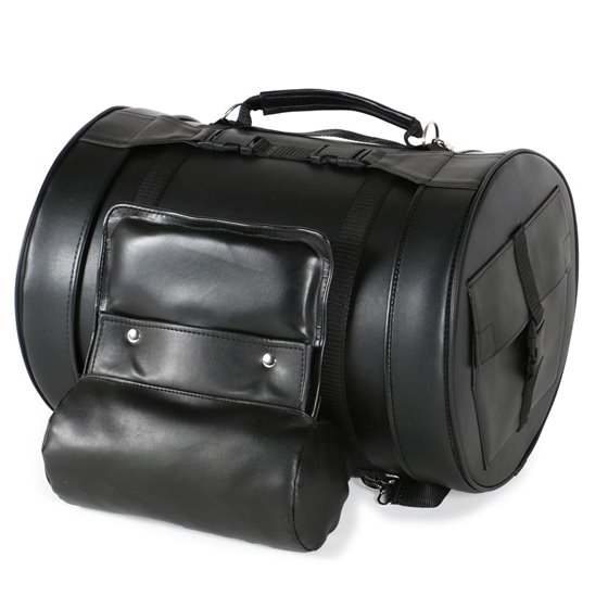 *Sweep Trunk Roll bag m-size, black