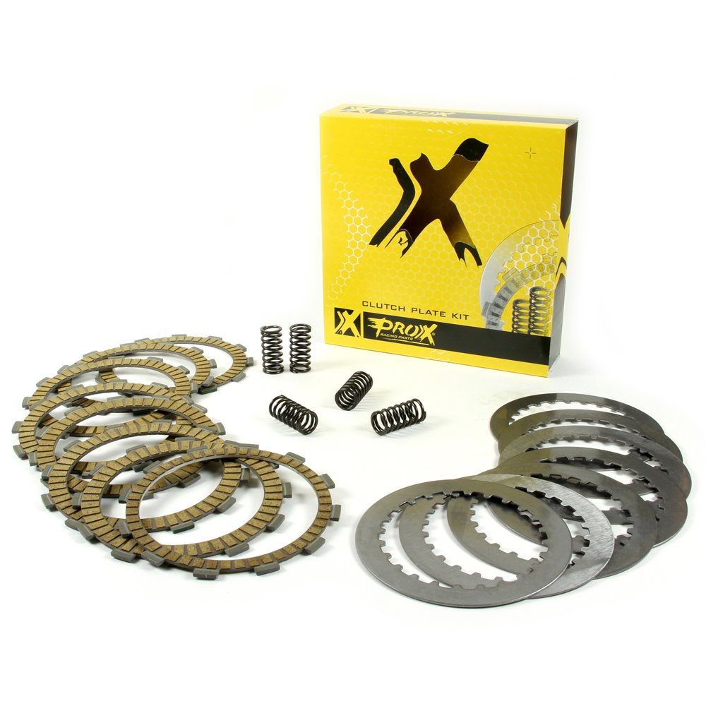 ProX Complete Clutch Plate Set CRF250R '08-09+CRF250X '04-15