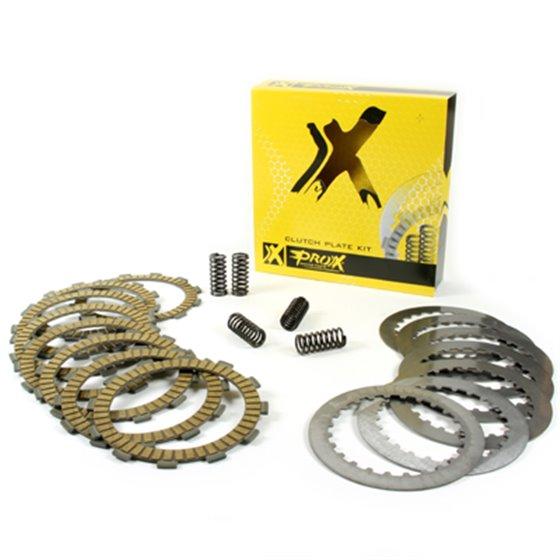 ProX Complete Clutch Plate Set KTM250SX-F '06-12 + 250EXC-F