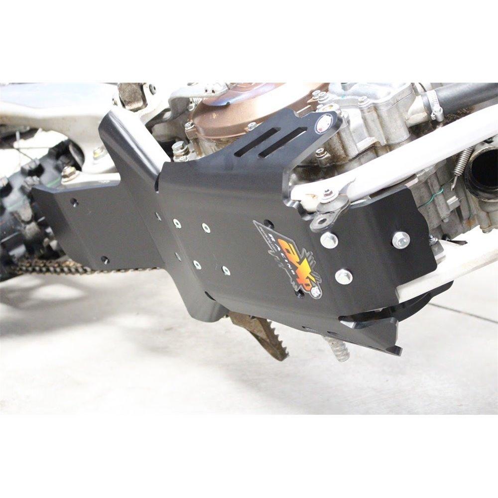 * AXP Xtrem HDPE Skid Plate Black KTM 11-16/Husqvarna 14-16 2-T