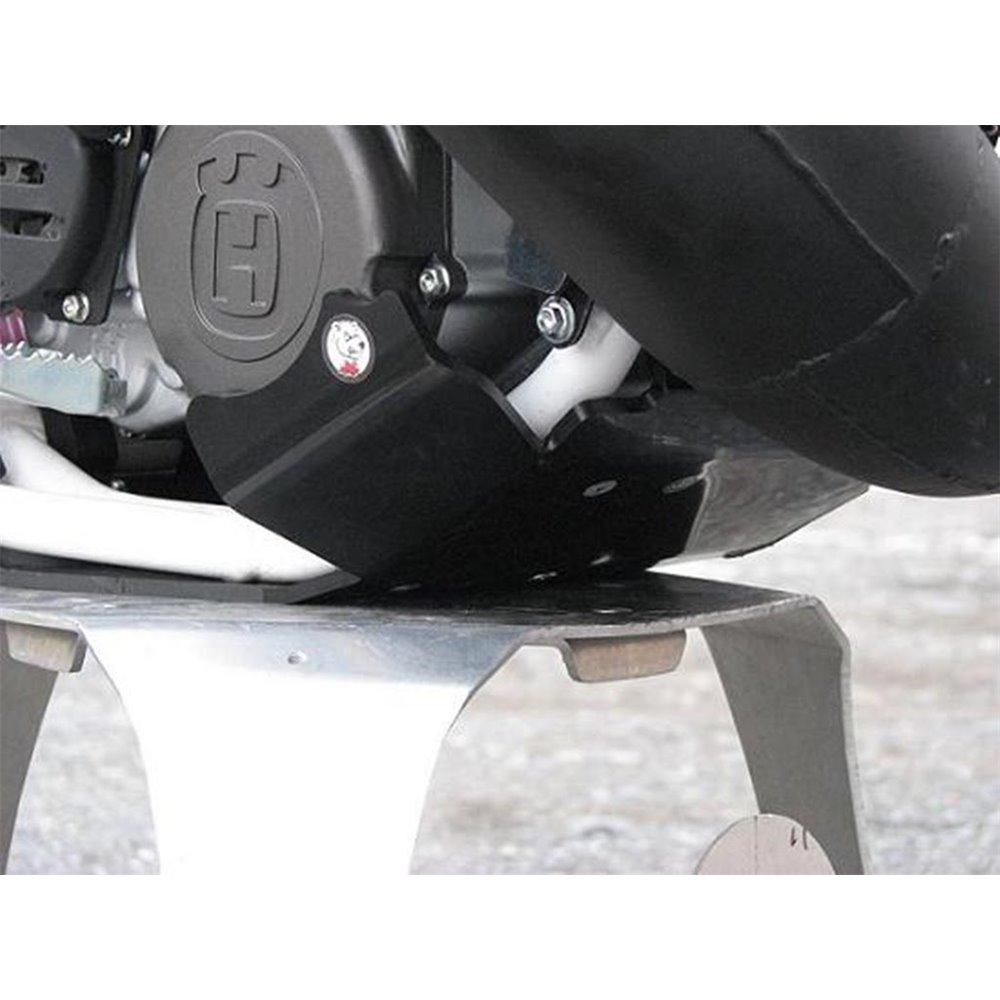 * AXP Skid Plate Black Husqvarna WR250 10-11