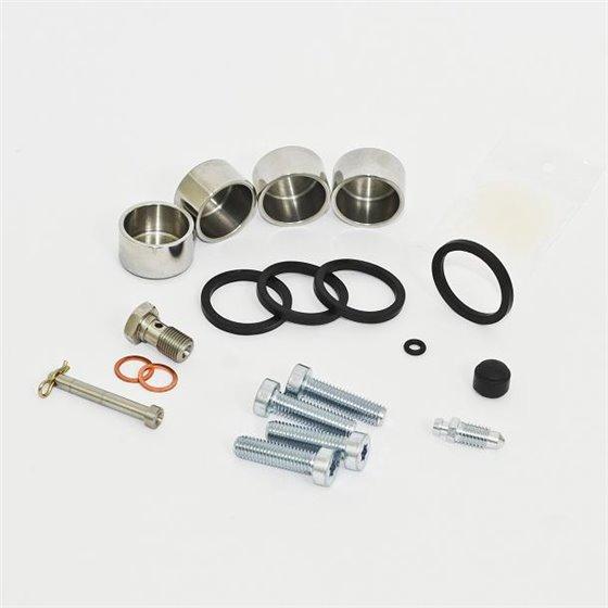 * Moto-Master 4-piston caliper revision kit
