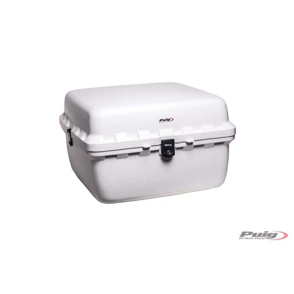Puig Top Case Big Box-90 C/White
