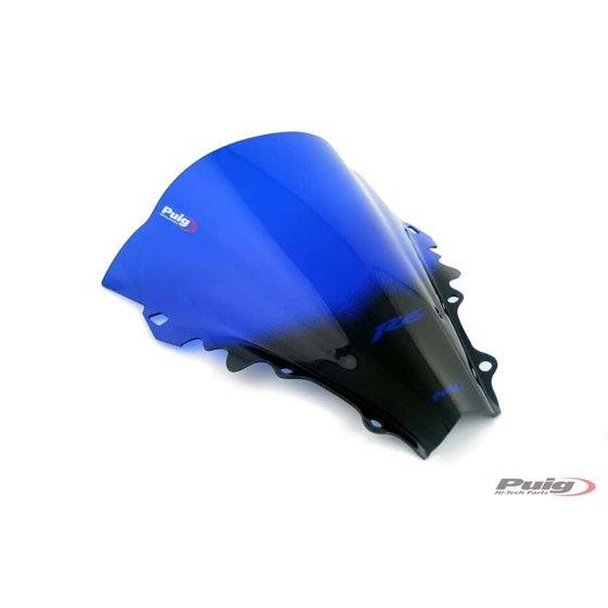 Puig Racing Screen Yamaha R6 06-07' C/Blue