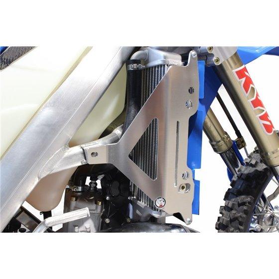 AXP Radiator Braces Black TM Racing 250EN-300EN-250MX-300MX 19