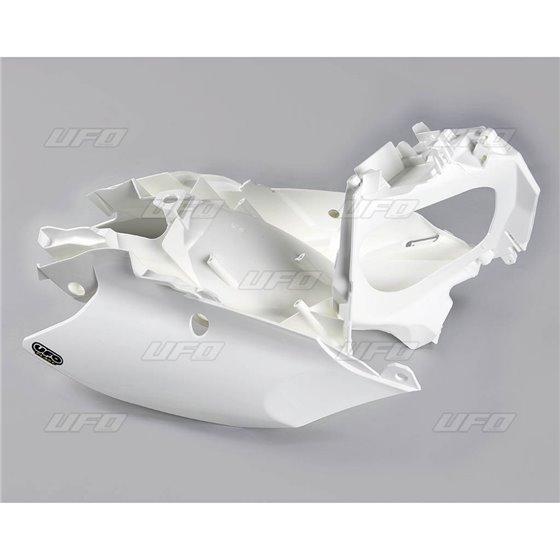 UFO Side panels / Air box KTM125-525 SX/SXF 11-15 / EXC/F 11-16 White 047