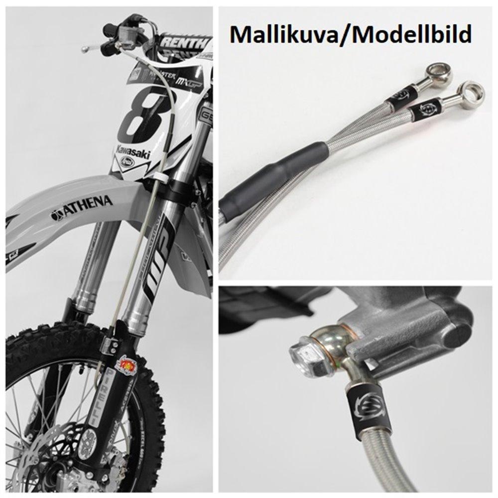 * Moto-Master Brake line Front Honda: CRF150 2007