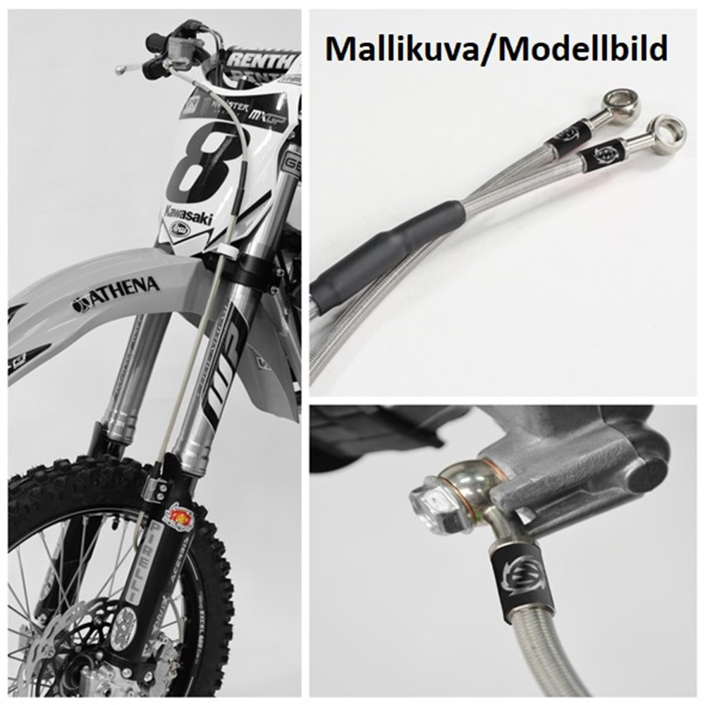 Moto-Master Brake line Front KTM: SX85 Husqvarna: TC85