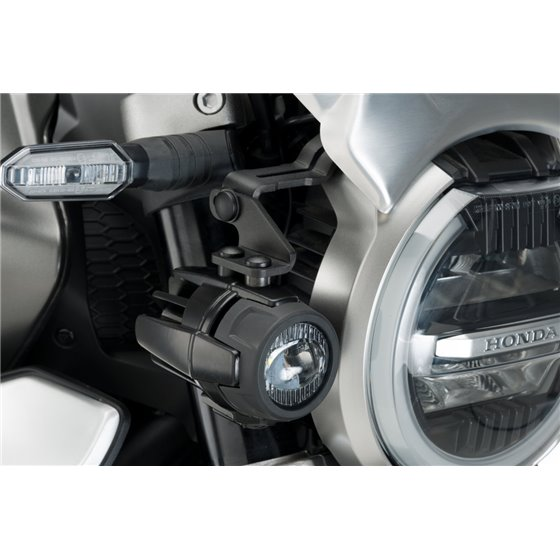 Puig Supports Auxiliary Lights For Honda Cb1000R Neo S
