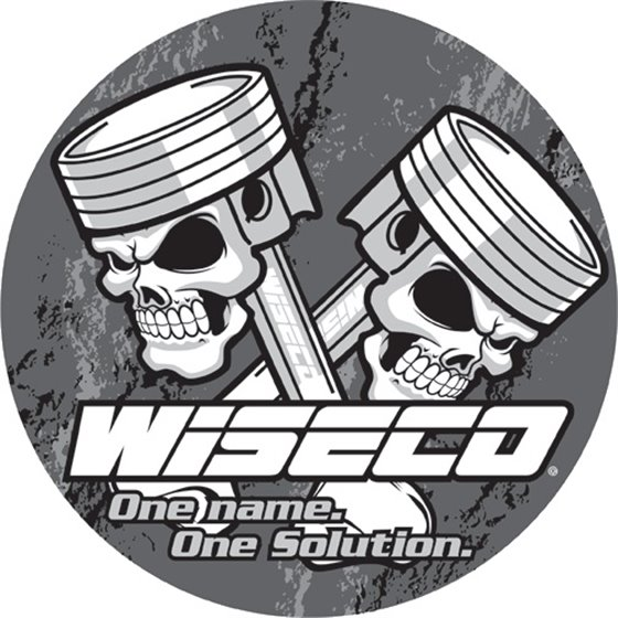 Wiseco Bottom End Gasket Kit Kawasaki KX100 '06-11