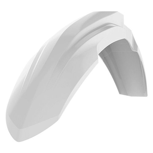 Polisport restyling front fender CR125/250(02-07) CRF(18) style White