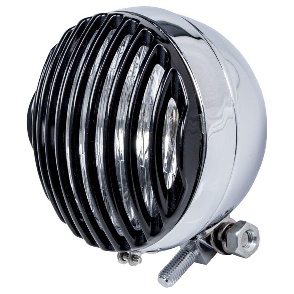 *Steampunk trim ring 4,5 inch, black (2pcs.)