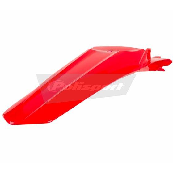 Polisport rear fender Honda CRF250R(14--)/450R(13--) red cr04