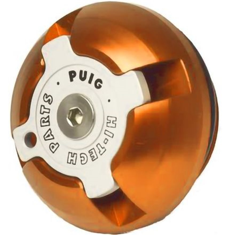 Puig Plug Oil Carter Hi-Tech Ktm C/Orange