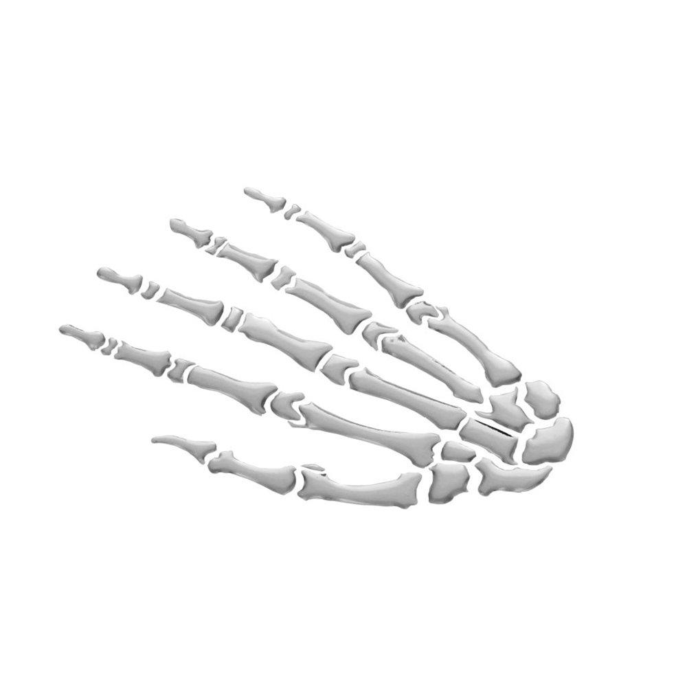 *3-D Sticker Skeleton Hand