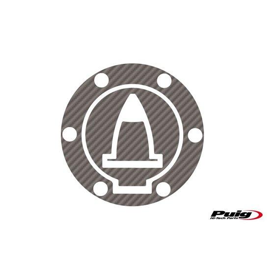 Puig Fuel Cap Cover Mod. Xtreme Ducati C/Carbon