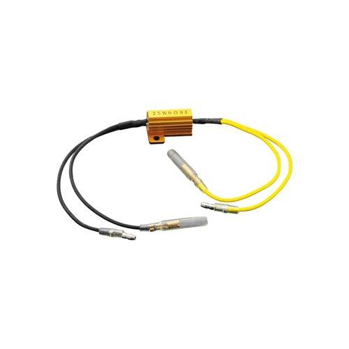 *Resistor for LED