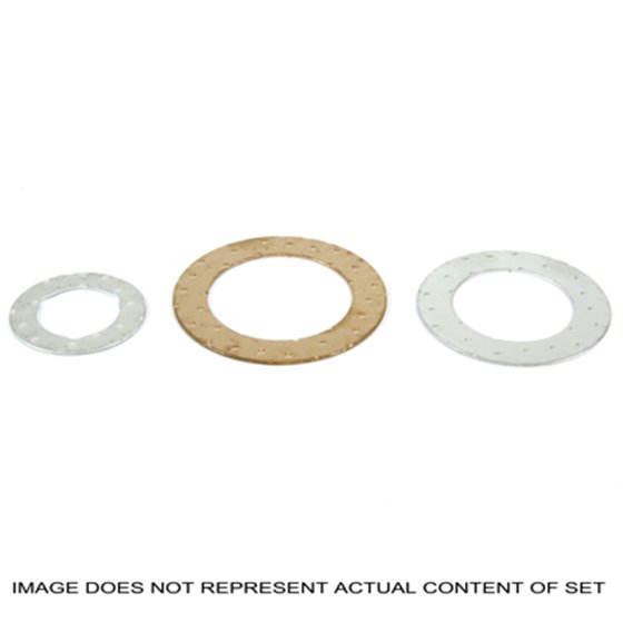 ProX Washer Silver RM85 20x34x1.5