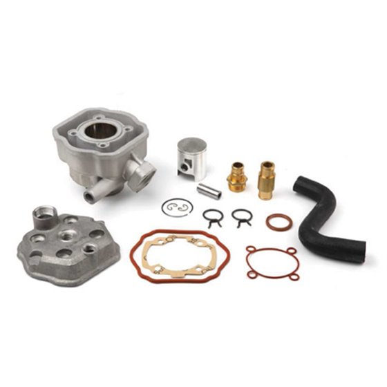 Airsal Cylinder kit & Head, 69,5cc, Peugeot Vertical LC