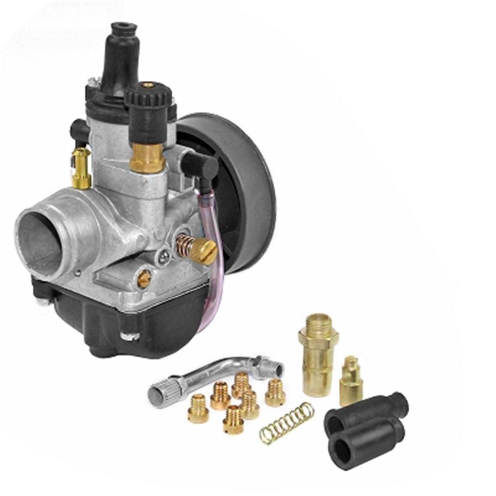 TNT Racing Carburettor, 21mm (PHBG), Manual- & Wire choke