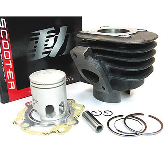 Naraku Cylinder kit, 50cc, Minarelli Horizontal AC