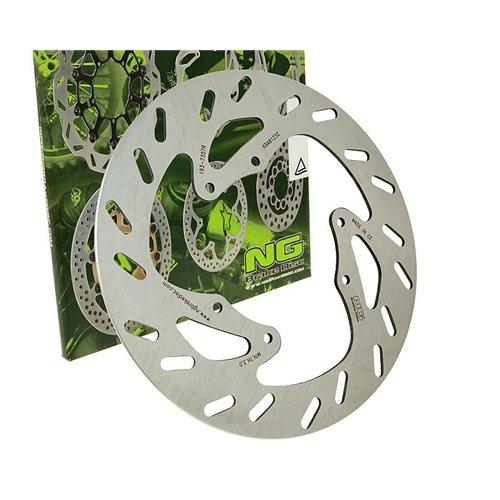 Brake disk, Front, Outer Ø260mm, Aprilia / Derbi / Gilera / Rieju, 50cc 6-g