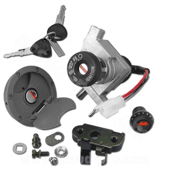 Ignition switch & Lock set, MBK Nitro -02 / Yamaha Aerox -02