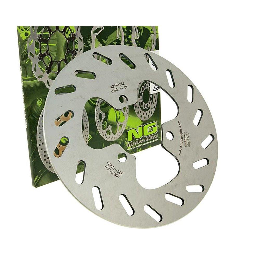 Brake disk, Rear, Derbi Senda, Outerdiameter Ø218mm