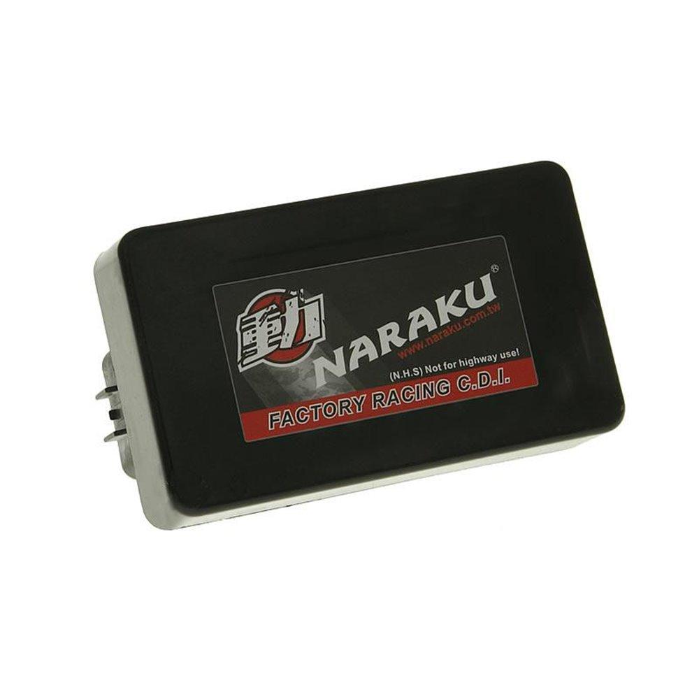 Naraku CDI Unit, Unrestricted, Kymco Super 8 4-S, DJ50S 4-S, Like 4-S