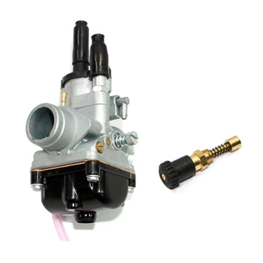 Tec-X Carburator, 21,0mm, (PHBG), Manual- & Wire choke