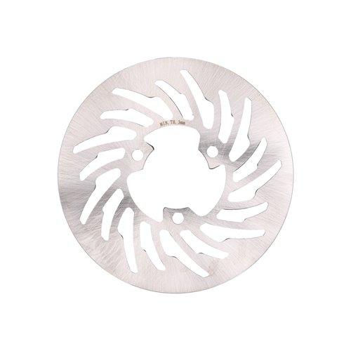 STD Brake disk, Rear, Outer Ø 218mm,  Aprilia / Derbi / Gilera, 50cc 6-v