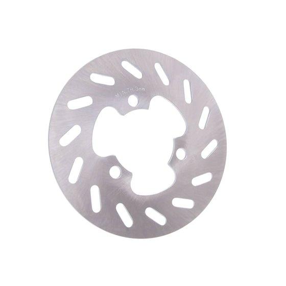 STD Brake disk, Rear, Outer Ø 180mm, Aprilia / Derbi / Gilera / Rieju, 50cc 6-v