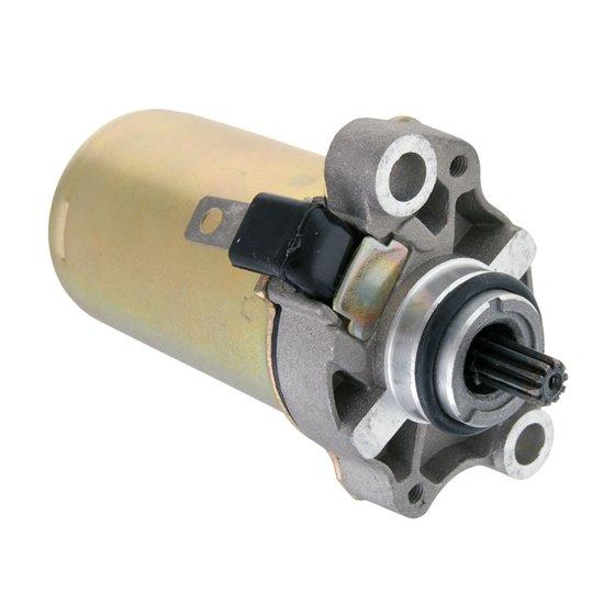 Starter, Piaggio-engine 2-T injection & 4-T, cc:56,5mm / 10-teeth