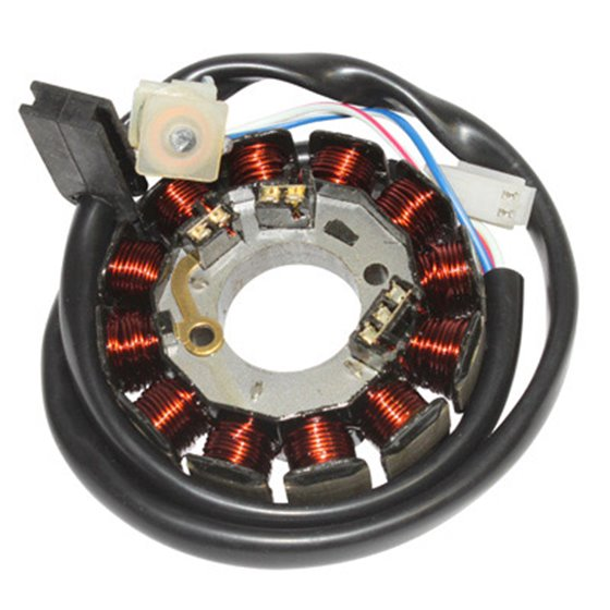 Stator, Moric-model, Minarelli AM6 07- PowerUP, 12-pole