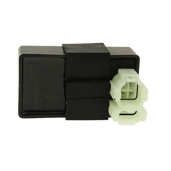 CDI Unit, 2-plug, Keeway RY6 2-S / Bennelli 49X 2-S, (DC)